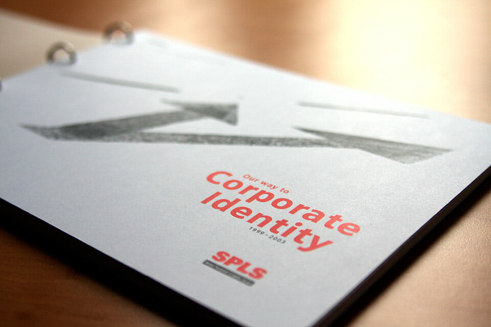 SPLS Corporate Design Doku Preview