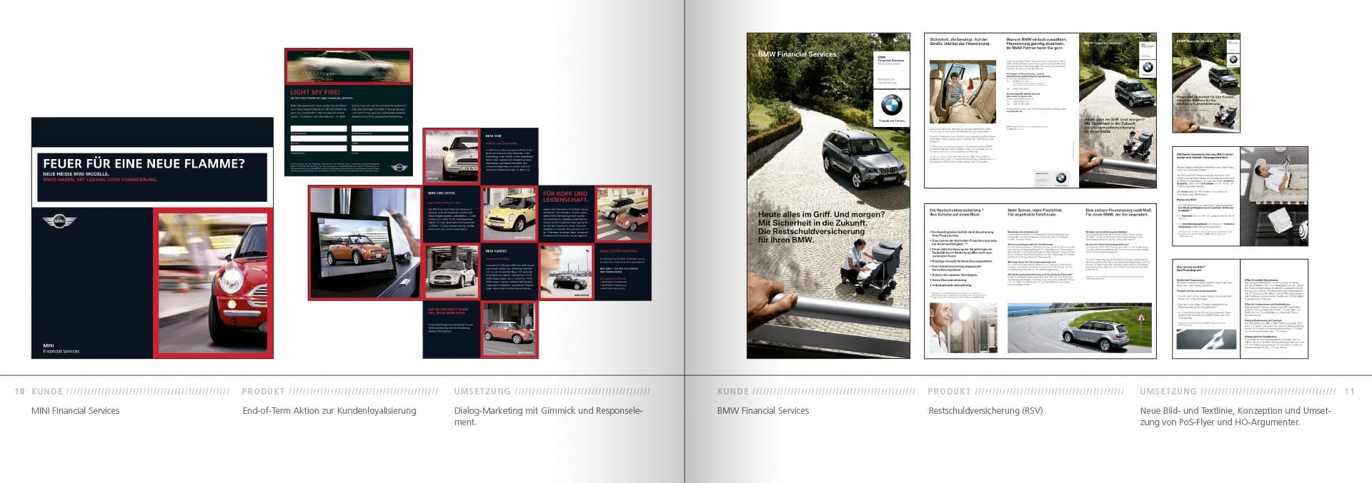 BMW Group Works 2001-2009 Booklet 10-11