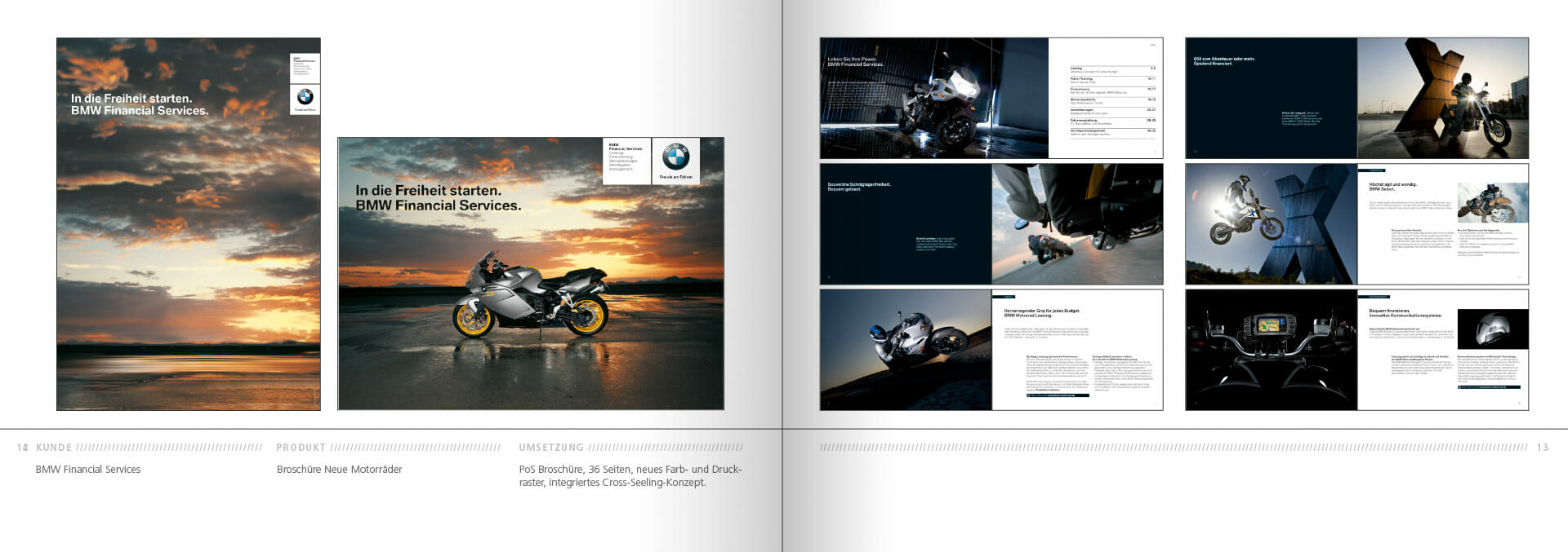 BMW Group Works 2001-2009 Booklet 12-13