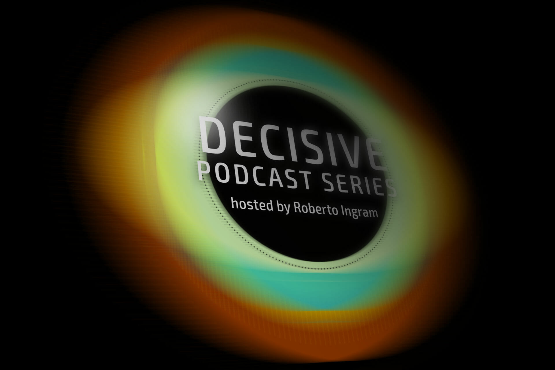 Decisive Podcast Series Profil